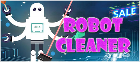 Robot Cleaneer on SAle